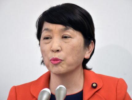 社民党 政党要件 分裂 福島瑞穂