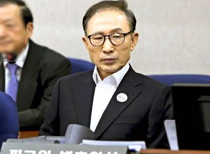 李明博 韓国 大統領 収賄 竹島