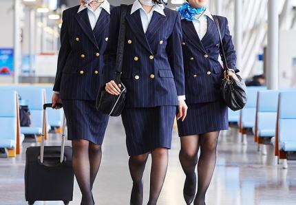 客室乗務員 CA JAL 派遣