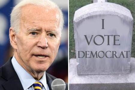 米大統領選 トランプ バイデン 郵送 不正投票 年齢
