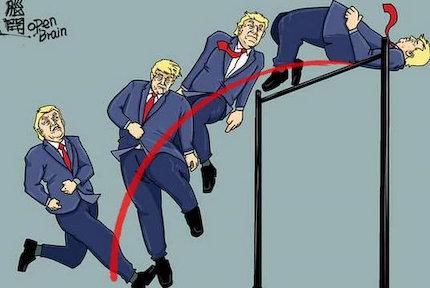 米大統領選 トランプ バイデン 謎の力 不正投票 郵送 不正投票