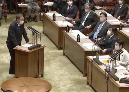 菅内閣支持率57% 7ポイント下落 学術会議任命拒否「問題」37% 毎日新聞世論調査