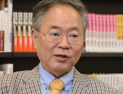 高橋洋一 NHK 受信料 スクランブル 内閣官房参与