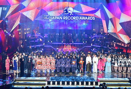 輝く!日本レコード大賞 TBS 芸能界