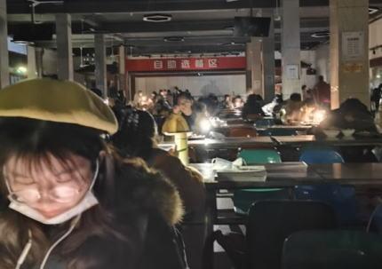 上海 停電 寒波 石炭