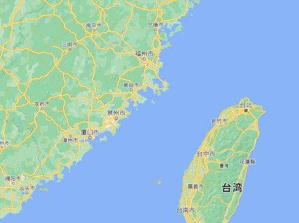 台湾 馬祖列島 中国 砂 海砂採取