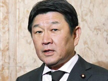 茂木敏充 外務大臣 姜昌一 駐日大使