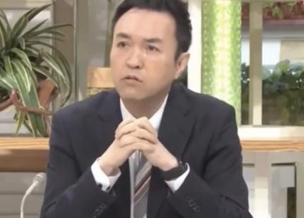 玉川徹 テレビ朝日 モーニングショー