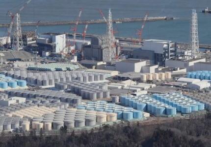 福島第1原発 処理水 海洋放出 IAEA