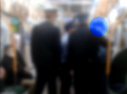 マスク 大阪駅 マスク拒否 マスク警察