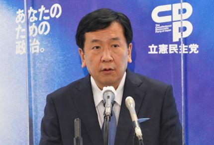 枝野幸男 立憲民主党 ワクチン 検査