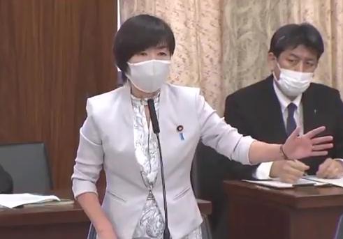 森ゆう子 立憲民主党 北朝鮮 拉致問題 ワクチン スパイ防止法