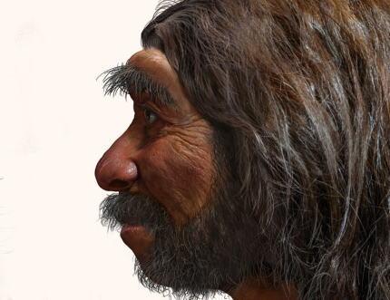 竜人 旧人類 頭骨 中国