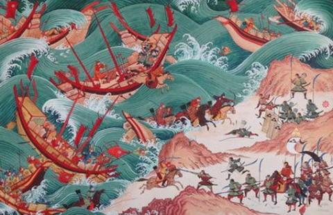 元寇 蒙古襲来 元 中共 歴史 教科書 南宋 高麗 鎌倉時代