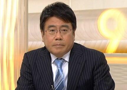 大越健介 報道ステーション テレビ朝日 NHK 左翼