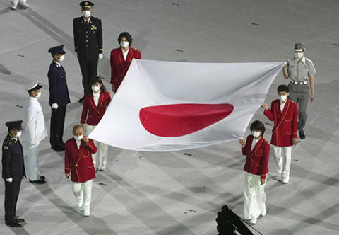 東京五輪 国歌 君が代