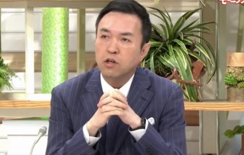 モーニングショー 玉川徹 テレビ朝日 偏向報道 印象操作