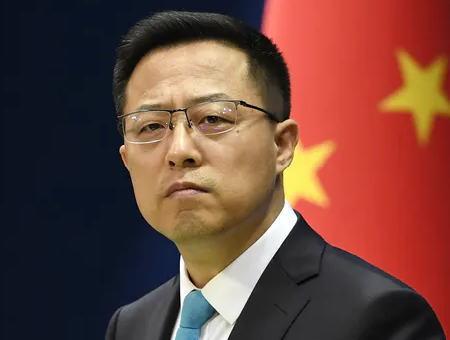 中国 中国外務省 趙立堅 総裁選 急所