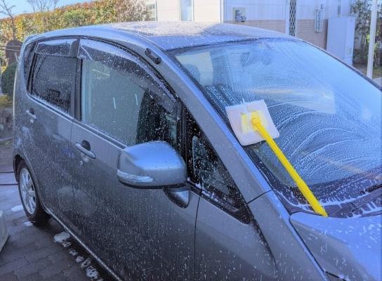 泡洗車スプレー (9)