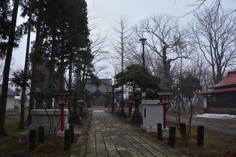 能代市御指南町 日吉神社620210223