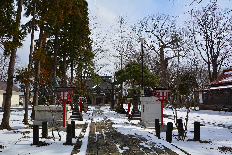 能代市御指南町 日吉神社620210225