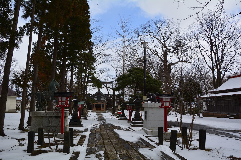 能代市御指南町 日吉神社620210227