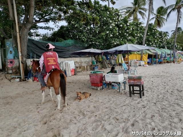 ホアヒンビーチ หาดหัวหิน