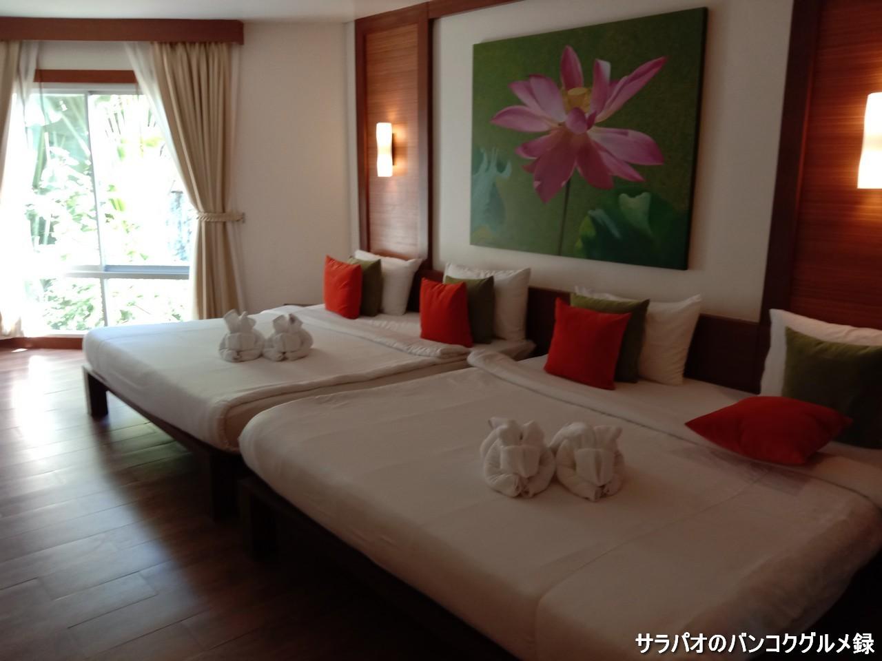 サメット・パヴィリオン・リゾートはビーチ近くにあるおすすめ3つ星ホテル in サメット島