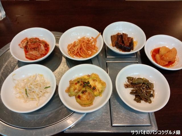 Manchan Korean Restaurant - 만찬 한식당 - ร้านอาหารเกาหลี มันชัน