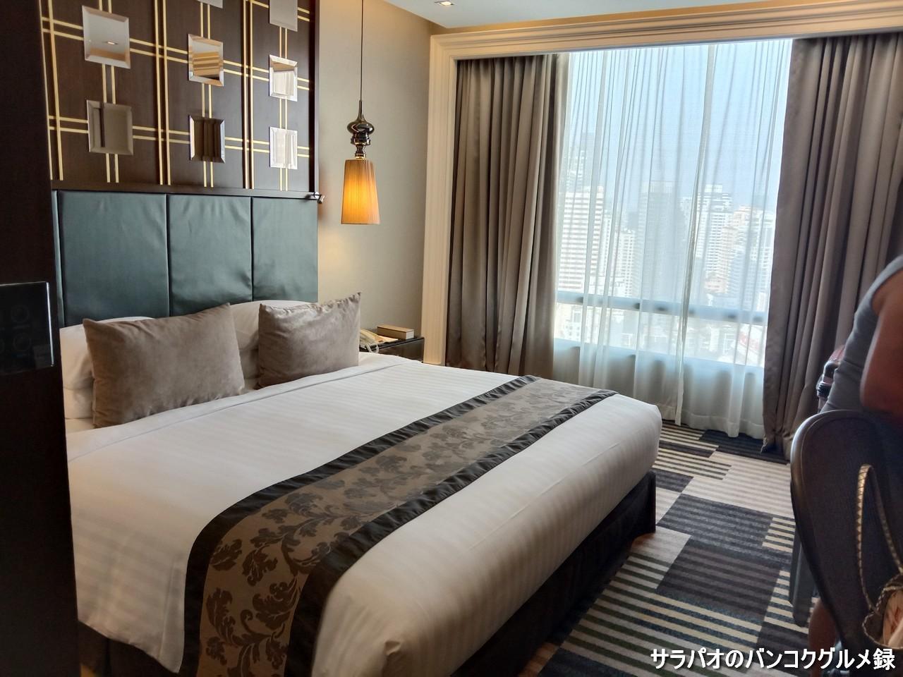 ザ・ランドマークはナナ駅から徒歩1分の5つ星ホテル in ナナ