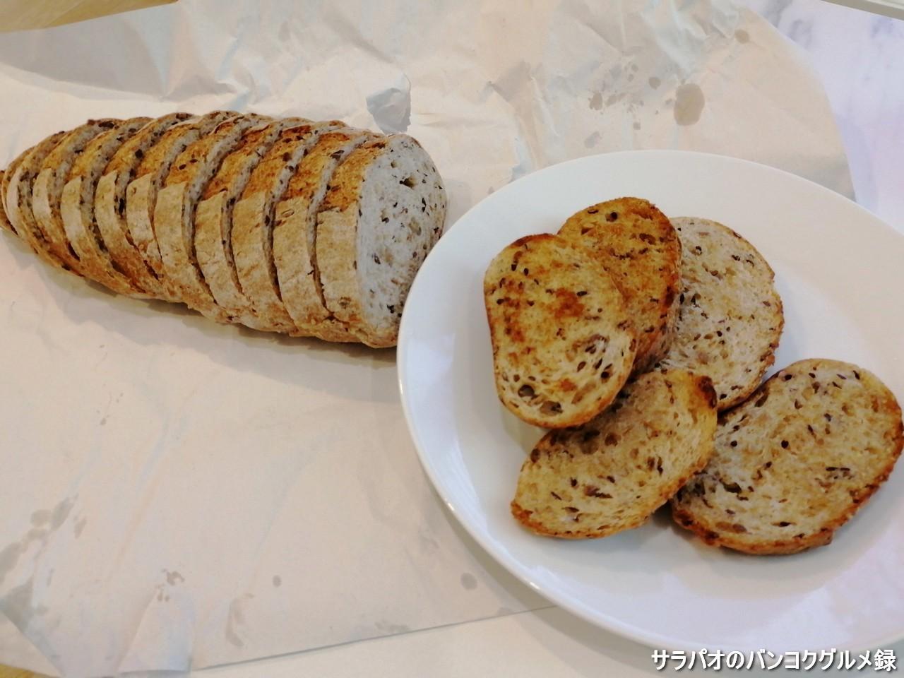 コンキーズ・ベーカリーはハードパンが激ウマの本格派ベーカリー in トンロー