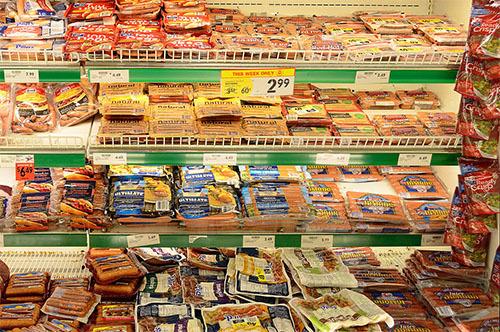 加工肉の健康への影響