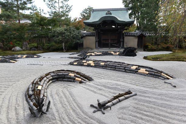 高台寺方丈の庭