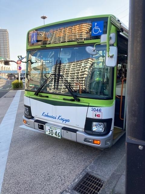 興行バス 10