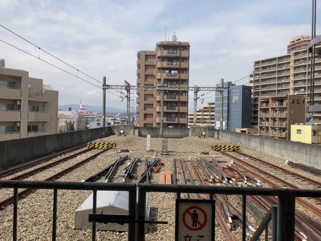 車止め 橋本駅