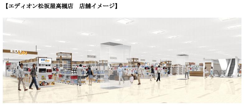 エディオン松坂屋高槻店-min