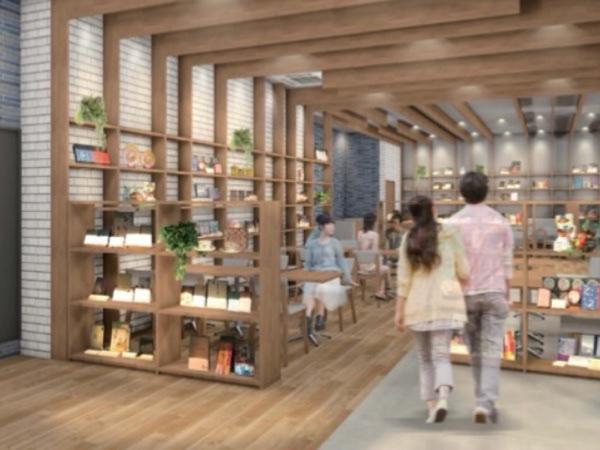 和食ダイニングの店舗イメージ