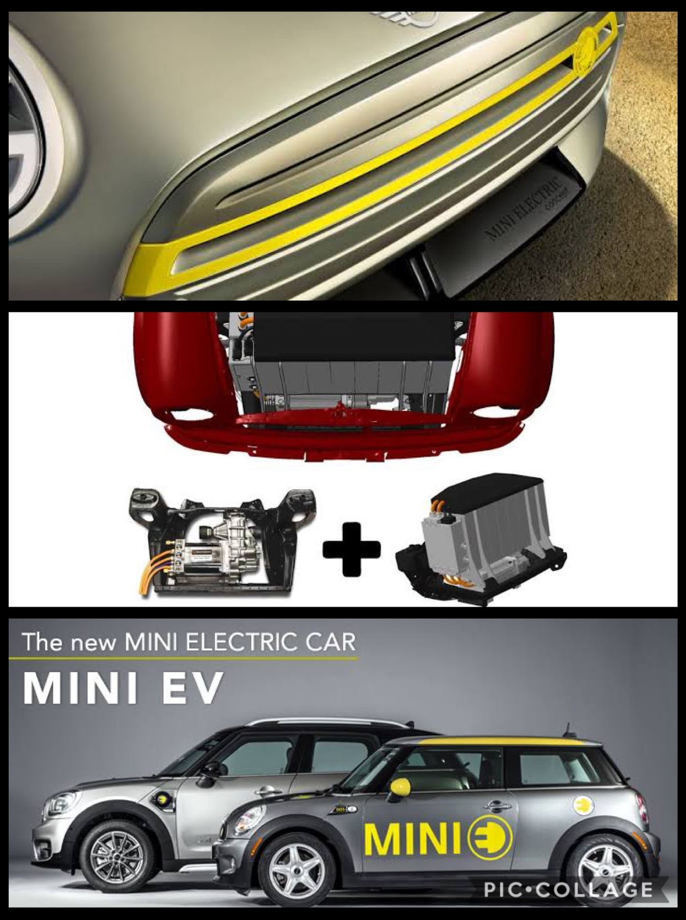 MINI EV powertrain ミニ