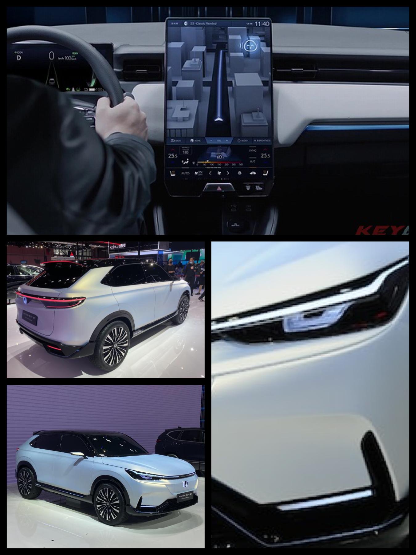 「Honda SUV e:prototype ホンダSUVイー