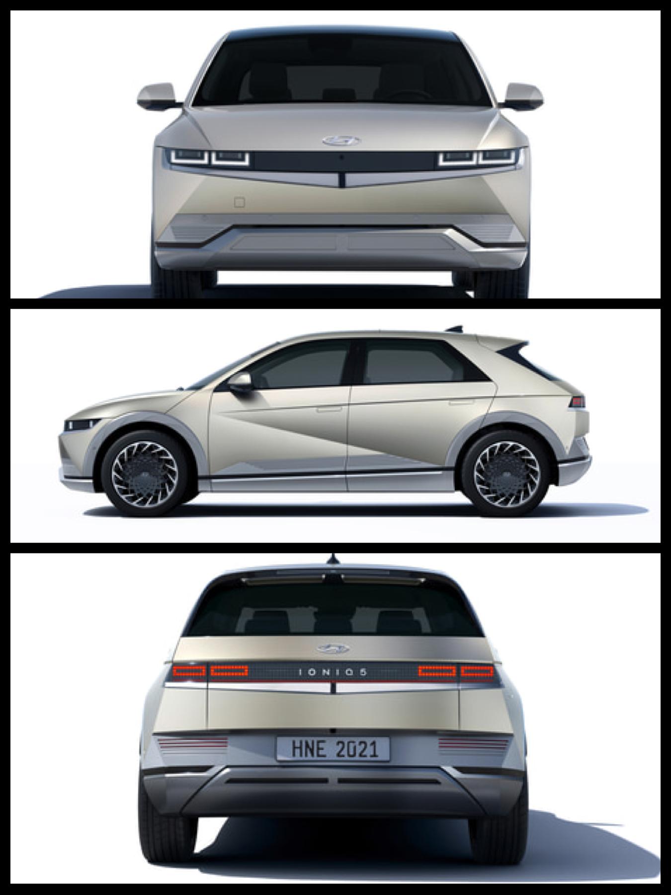 韓国現代 Hyundai. IONIQ 5 EV