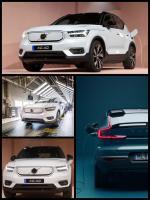 VOLVO new XC40e 2030年迄完全EV化