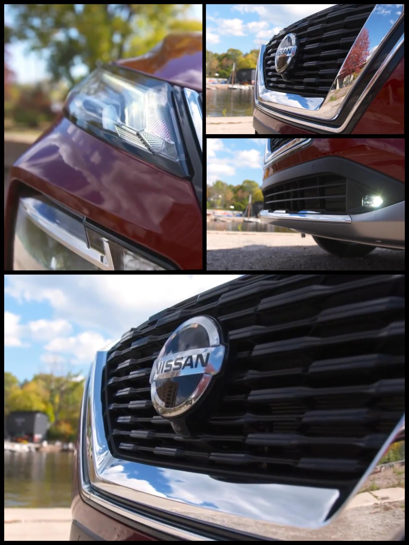 日産新型エクストレイル(北米仕様)Nissan XTRAIL 2022