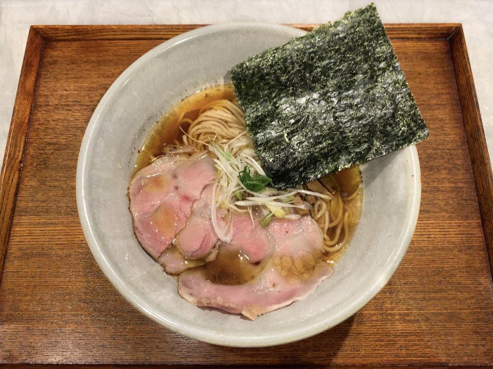 Homemade Ramen 青麦 -- らあめん 清澄