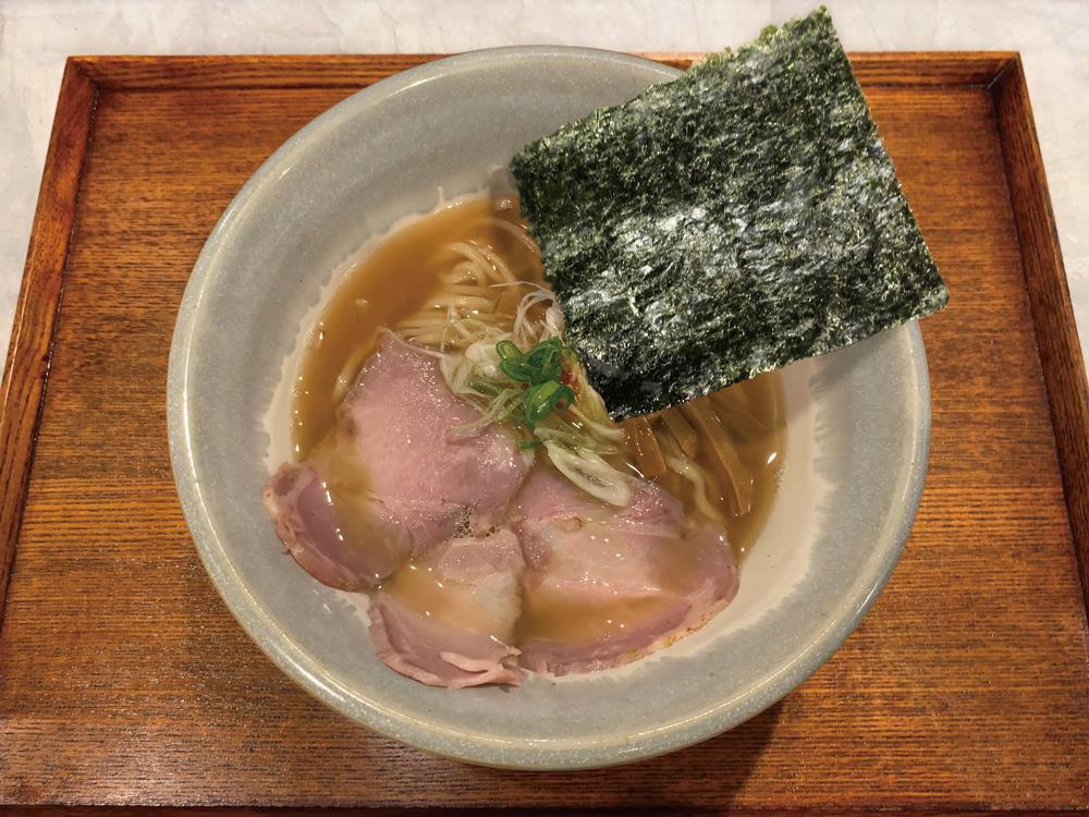 Homemade Ramen 青麦 -- らあめん 清濁