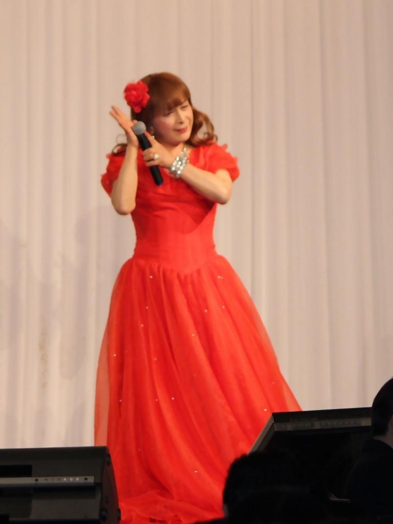 赤ドレス舞台A(1)