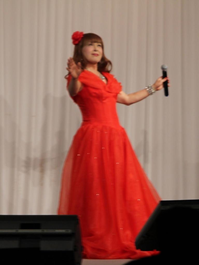 赤ドレス舞台A(2)
