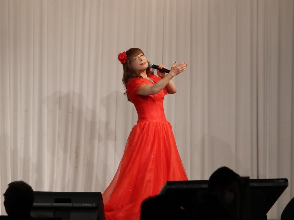 赤ドレス舞台A(6)