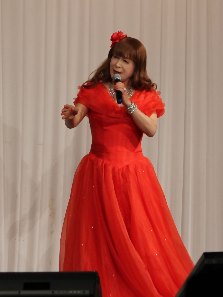 赤ドレス舞台B(2)