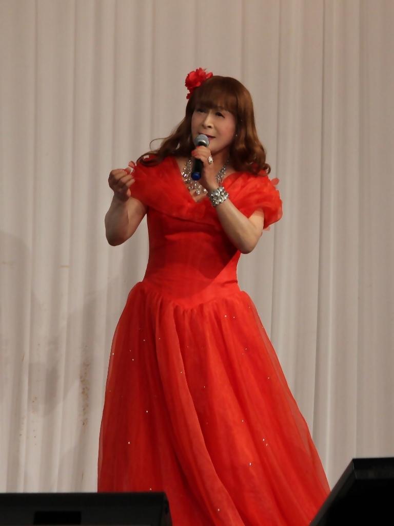赤ドレス舞台B(3)