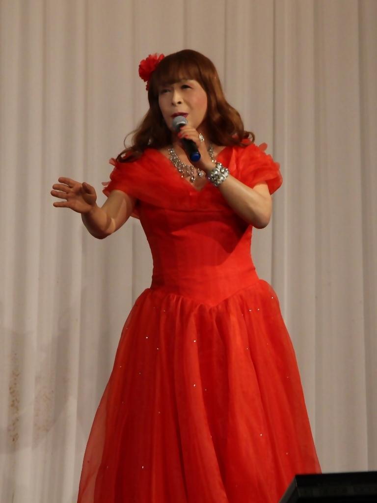 赤ドレス舞台B(4)